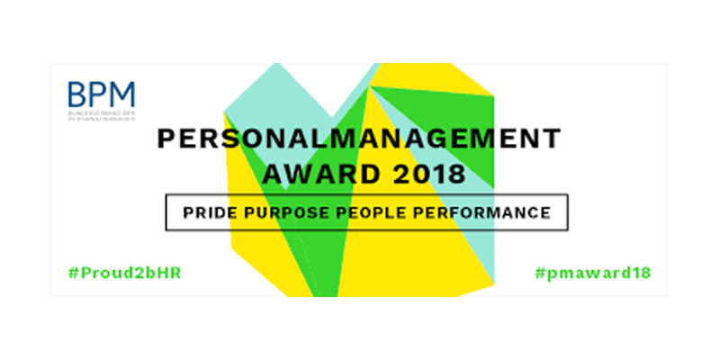 Personal Management Award